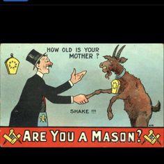 Free Masons  intrigue me.