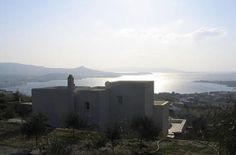 Villa on Cycladic island of Paros - Greece - breathtaking views