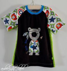5. Geburtstag Geburtstagsshirt Bärenshirt Shirt Panda Ottobre 3/2016 Gr. 116 Panda, Shirts, Blouse, Tops, Fashion, Moda, Fashion Styles, Blouses, Dress Shirts