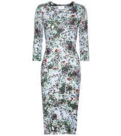 Erdem - Allegra printed dress - The vine and flower design takes on an abstract edge when viewed from further back, while flattering, stretchy fabric gives this piece a surprisingly sexy dynamic. - @www.mytheresa.com