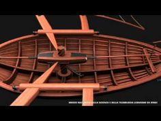 """Ricostruzione 3D del modello della """"Macchina volante con ali battenti"""" di Leonardo da Vinci del Museo Nazionale della Scienza e della Tecnologia Leonardo da ..."""