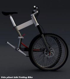 Vélo pliant Izibi Folding Bike