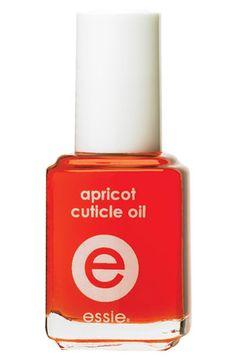 Essie Apricot Cuticle Oil | hellostash.com
