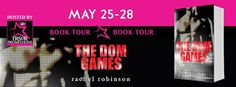 TLBC's Book Blog: Blog tour! Out Now...The Dome Games by: Rachel Rob...