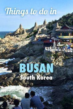 Things to do in Busan, South Korea – TouristSite