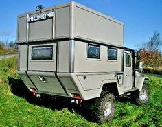 Nissan Patrol 4x4 overland expedition camper build blog