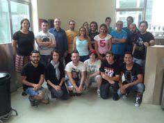 Grupo de Certificado de Prpfesionalidad de Cocina