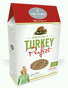 Fire & Flavor All Natural Turkey Perfect Apple Sage Brine Kit, Perfect for Roasting, Grilling, Smoking, and Frying Ounces Fall Recipes, Whole Food Recipes, Dog Food Recipes, Hosting Thanksgiving, Thanksgiving Turkey, Best Turkey Brine, Brown Recipe, Grilled Turkey, Dried Apples