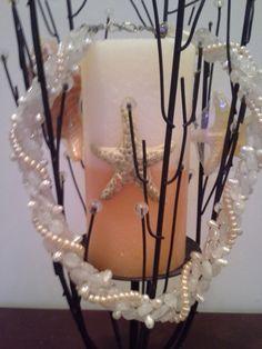 pearl, rose quartz