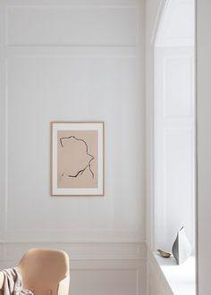 Wall Decor Design, Home Decor Wall Art, Industrial Artwork, Diy Y Manualidades, Geometric Drawing, Minimalist Interior, Minimalist Decor, Scandinavian Living, Slow Living