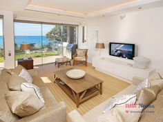 Delightful apartment overlooking the beach. #Noosa #beachstyle @HomeAway Australia