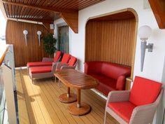 Pinnacle Suite Eurodam Balcony pic 1