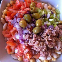 Chikpea Salad