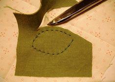 backbasting applique quilt tutorial