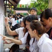 Xem Điểm chuẩn Đại học năm 2015