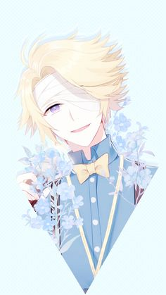 Legit cried when I finished Yoosung's route. He was the first one I did, and HE RISKED HIS LIFE FOR ME AND LOST AN EYE IM DEAD