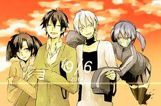 Kagerou Project - Haruka Kokonose x Takane Enomoto (HaruTaka) (遥貴) Anime Group, K Project, Kagerou Project, Anime Shows, Sword Art Online, Vocaloid, Summer Days, Cute Couples, Otaku