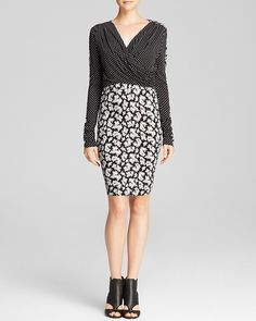 FRENCH CONNECTION Dress – Mini Paisley Party Was: 138.00$ Now: 99.99$