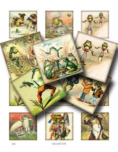 Hey, I found this really awesome Etsy listing at http://www.etsy.com/listing/76422864/frolicking-frogs-digital-collage-sheet