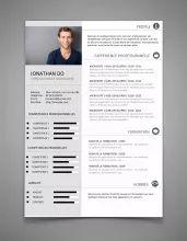 70 Exemples de CV originaux à télécharger - Modèle de CV