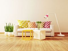 how 4 fashion trends translate to your home for spring summer 2015 | @meccinteriors | design bites Spring Summer 2015, home Furnishing and Interiors color trend report. Decorate your home according to 2015 trends www.delightfull.eu