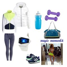 """""""Sport girl"""" by sweetest-thing on Polyvore featuring мода"""