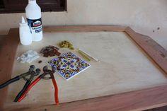 Resultado de imagem para material para o trabalho com mosaico