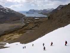 Shackleton's Route, South Georgia Island - You'll be up close and personal with penguins on black sandy beaches & hiking over crevasse-covered glaciers, all in a couple of days. It's 22 miles long & you can cut out the glacier hiking, if you like, making it just a half-day hike (3.5 miles). The best time to trek this is during the Southern Hemisphere's summer months (December–March), but you will need a tour company to get you there and it is expensive, if not impossible, to stay on the…