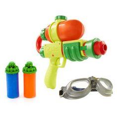 Nintendo Splatoon Splattershot Ink Blaster Set
