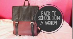 Anna Peony: FASHION >> Back to School - Outfits