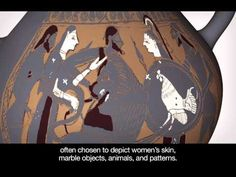 Ancient Greek Vase Production and the Black-Figure Technique - YouTube