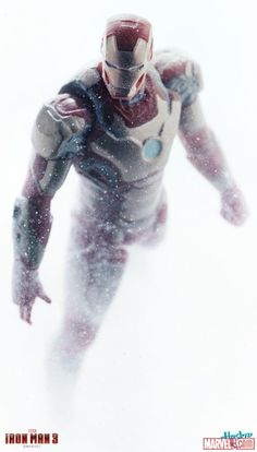"""Iron Man 3"" Toy Posters Look Better Than Most Movie Posters"