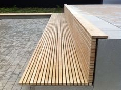FMH: Sitzbänke, FMH Metallbau und Holzbau, Stuttgart / Fellbach You are in the right place about kid Garden Seating, Outdoor Seating, Outdoor Decor, Wood Construction, Garden Furniture, Outdoor Furniture, Backyard Landscaping, Outdoor Gardens, Outdoor Living