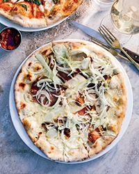 Alsatian Pizza | Food & Wine