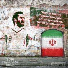 FIFA World Cup Brazil 2014  Iran