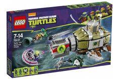 New 'Teenage Mutant Ninja Turtles' LEGO Set Images Arrive Online