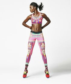 Nike Tight of the Moment - Magical Kaleidoscope