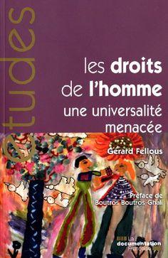 Télécharger Livre Les droits de l'homme, une universalité menacée (n.5306/07/08) Ebook Kindle Epub PDF Gratuit