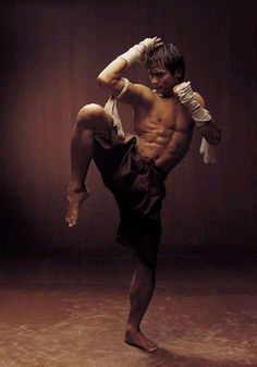 Now... this is what i call a great picture. Muay Thai