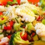 Recipe: Sweet Chopped Salad