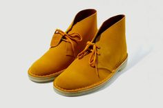 Beams & Clarks Desert Boot