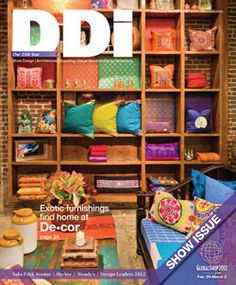 Display and Design Ideas magazine