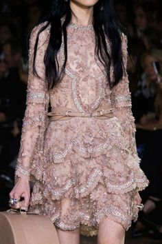 Elie Saab Haute Couture Spring/Summer 2016 (Details)