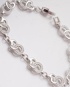 Bratara argint cod 5-1624, gr9.1 Bracelets, Silver, Jewelry, Jewlery, Jewerly, Schmuck, Jewels, Jewelery, Bracelet