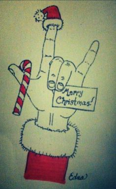 PAH!: ILY Merry Christmas Sign Language Letters, Baby Sign Language, American Sign Language, Merry Christmas Drawing, Christmas Paintings, Christmas Meme, Christmas Holiday, Deaf Sign, Sign I