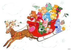 Classic Care Bears Christmas