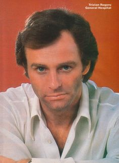 29 Tristan Rogers Ideas General Hospital Soap Opera Luke And Laura