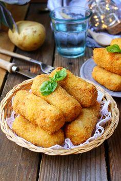 Italian Recipes, New Recipes, Snack Recipes, Snacks, Italian Street Food, Arancini, Antipasto, Mediterranean Recipes, Buffet