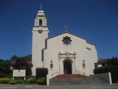 St Rita Church  Fairfax, CA