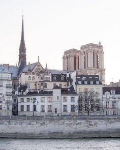 L'île Saint Louis #paris